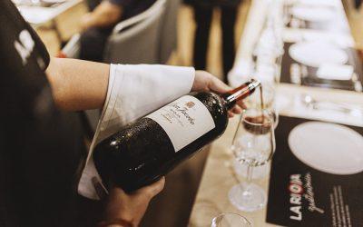 La Rioja Gastronómica se presenta en Sevilla con vinos de Corral