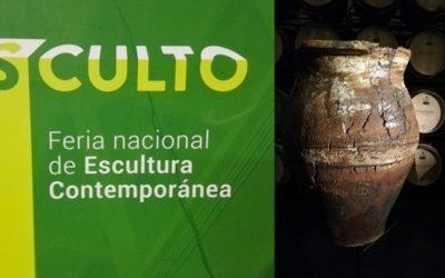 Escultura contemporánea de Toño Naharro para Sculto