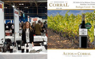 XX Salón de los Mejores vinos de españa de Guía Peñín