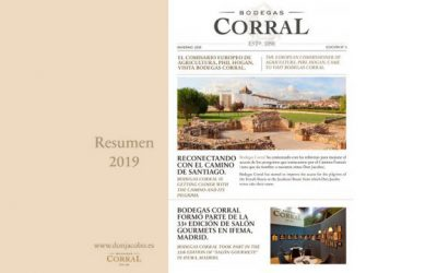 Revista Bodegas Corral 2019