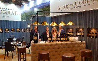 Bodegas Corral en la 33ª edición de Salón Gourmets en Ifema, Madrid