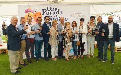 """Éxito en la 3ª edición de """"Una Parada en el Camino -Don Jacobo-"""""""