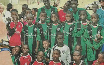 Solidaridad de Navarrete a Senegal