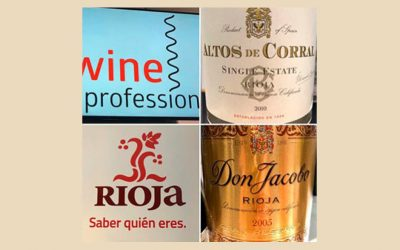 Bodegas Corral en Wine Professional de Holanda