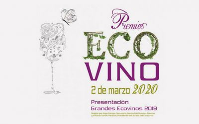 Presentes en la décima edición de los Premios Ecovino 2020