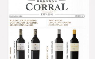 Revista de Bodegas Corral – Primavera 2020
