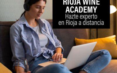 Aprende de vino con los cursos online de Rioja Wine Academy