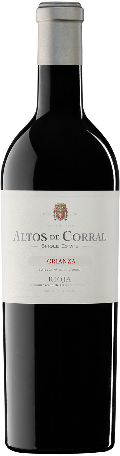 Altos de Corral Crianza