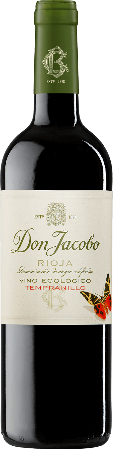 Don Jacobo Tempranillo Ecológico