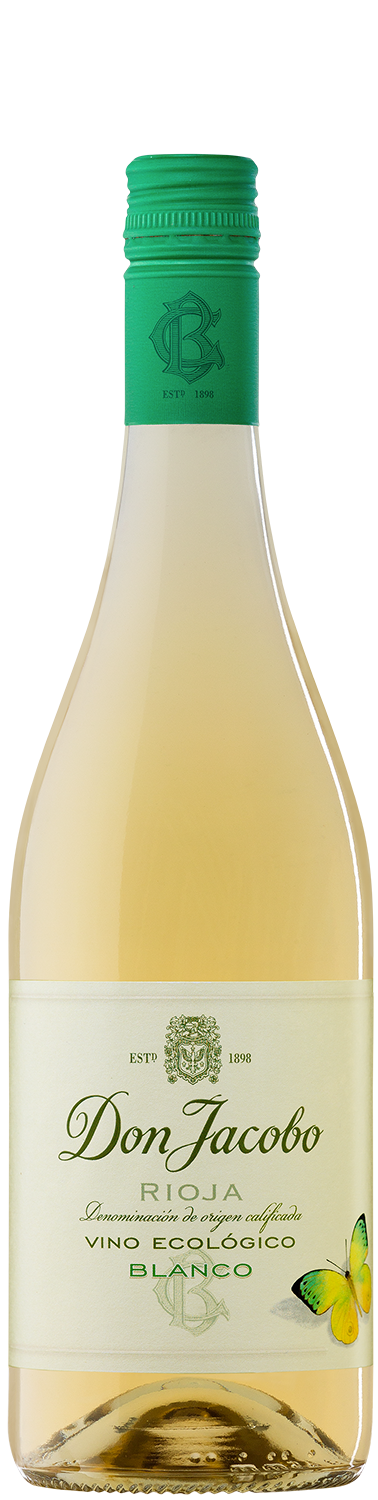 Don Jacobo Viura Tempranillo Blanco