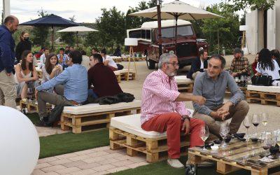 Presentación de las nuevas añadas de la gama de Vinos Ecológicos de Bodegas Corral