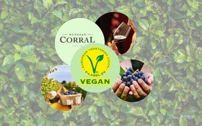 Bodegas Corral consigue el certificado de Vinos Veganos para todo su portfolio