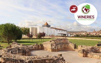 Bodegas Corral consigue el certificado de Wineries for Climate Protection