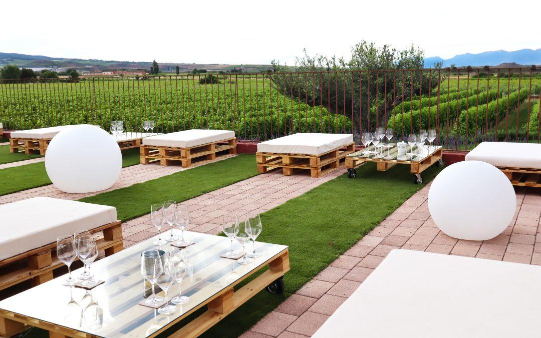 Damos por finalizada la temporada en la terraza de la bodega con sobresaliente