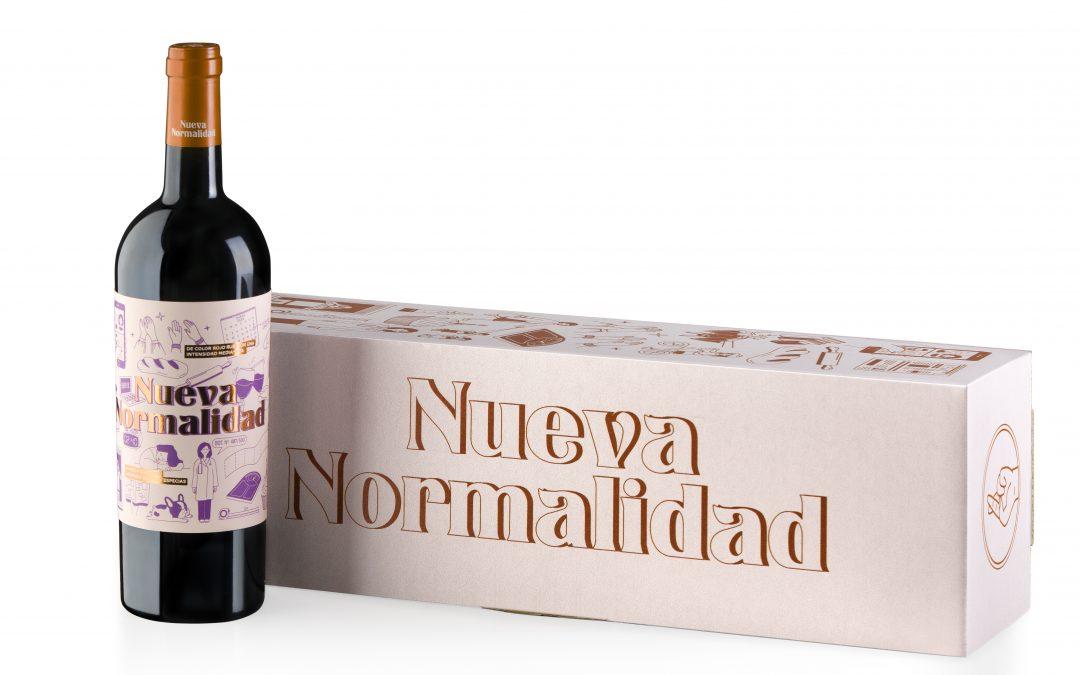 """El vino solidario """"Nueva Normalidad"""" recauda 3.000€"""