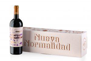 """Vino solidario """"Nueva Normalidad"""""""